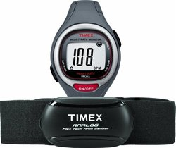 Timex Ironman Easy Trainer HRM Grey/Red