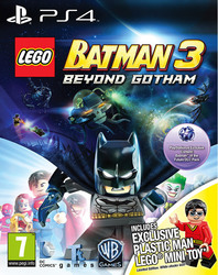 LEGO Batman 3 Beyond Gotham (Toy Edition) PS4