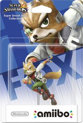 Nintendo Amiibo Super Smash Bros - Fox