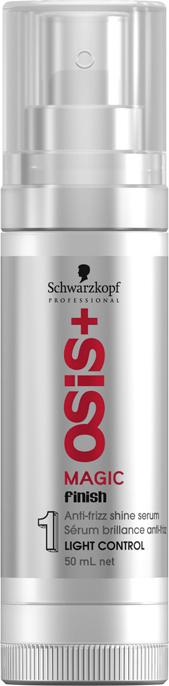 Προσθήκη στα αγαπημένα menu Schwarzkopf Professional Osis+ Magic Finish  AntiFrizz Shine Serum Light Control 50ml 652a8601eaf