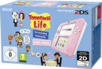Nintendo 2DS White and Pink & Tomodachi Life