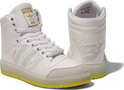 Adidas Top Ten Hi Yoda J B35565