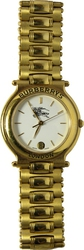 Burberry London Gold Stainless Steel 4100
