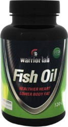 Warrior Lab Fish Oil 120 κάψουλες