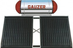 Gauzer Optima B30 300lt/4,0m² Glass Απλός