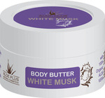 Aloe+ Colors Body Butter White Musk 50ml