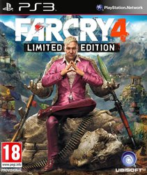 Far Cry 4 (Limited Edition) PS3