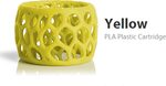 3D Systems Cube3 PLA Yellow (391145)