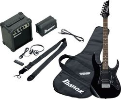 Ibanez IJRG200 Black Pack
