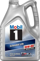Mobil 1 Extended Life 10W60 4L