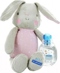 Klorane Gift Set L' Eau de Bebe Fille 50ml