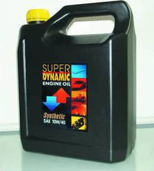 Super Dynamic Synthetic oil 10W40 4L
