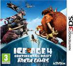 Ice Age 4 Continental Drift Arctic Games 3DS