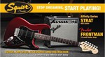 Squier Set: Affinity Series Strat HSS with Frontman 15G Amp