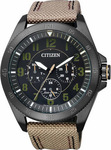 Citizen Ecodrive Military Sport Watch BU2035-05E