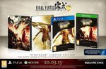 Final Fantasy Type-0 (Steelbook Edition) PS4