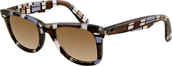 Ray Ban Original Wayfarer Rare Prints RB2140 108651
