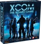 Fantasy Flight XCOM: The Board Game