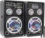 Skytec SPD-8V Active Speaker Set