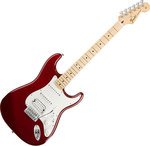 Fender Standard Stratocaster HSS Maple Candy Apple Red