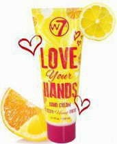W7 Cosmetics Love Your Hands Hand Cream 120ml