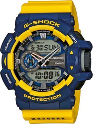 Casio G-Shock GA-400-9BER
