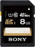 Sony SF8U Series SDHC 8GB U1