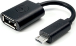 Dell micro USB male - USB-A female (470-AARR)