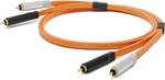 Oyaide Audio Cable 2x RCA male - 2x RCA male 2m (d+ RCA class A)