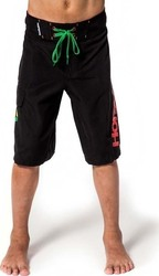 HORSEFEATHERS SHIELD BOARDSHORTS KIDS BLACK