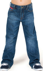 HORSEFEATHERS DARTH DENIM PANTS F14