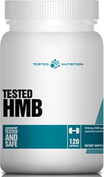 Tested Nutrition HMB 120 κάψουλες