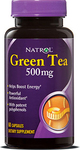 Natrol Green Tea 500 mg 60 tabs