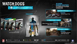 Watch Dogs (Exclusive Edition) PS4