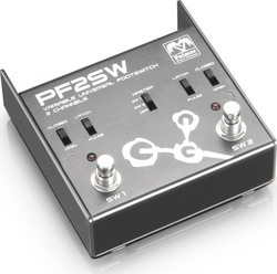 Palmer PF2SW - F 2 SW Universal 2-channel footswitch