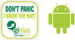 GInius Driver Don't Panic Light Edition με Χάρτες Ελλάδας (Android Smartphone and Tablet Version) (έως 6 Άτοκες Δόσεις)