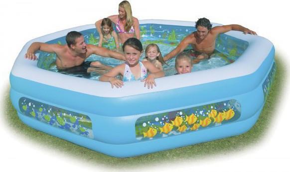 intex swim center undersea 57479. Black Bedroom Furniture Sets. Home Design Ideas