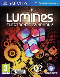 Lumines Electronic Symphony Home PS Vita
