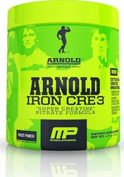Arnold Iron Cre3 123gr Fruit Punch
