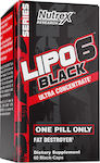 Nutrex Lipo-6 Black Ultra Concentrate 60 ταμπλέτες
