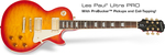 Epiphone Les Paul Ultra PRO Faded Cherryburst