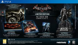 Batman Arkham Knight (Memorial Edition) PS4