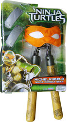 Giochi Preziosi TMNT Combat Gear Movie