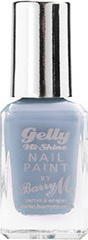 Barry M Gelly Hi Shine Nail Paint No 24 Elderberry