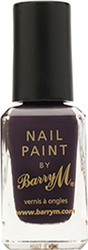 Barry M Classic Nail Paint No 359 Nightshade