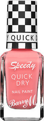 Barry M Speedy Nail Paint In a Heart Beat
