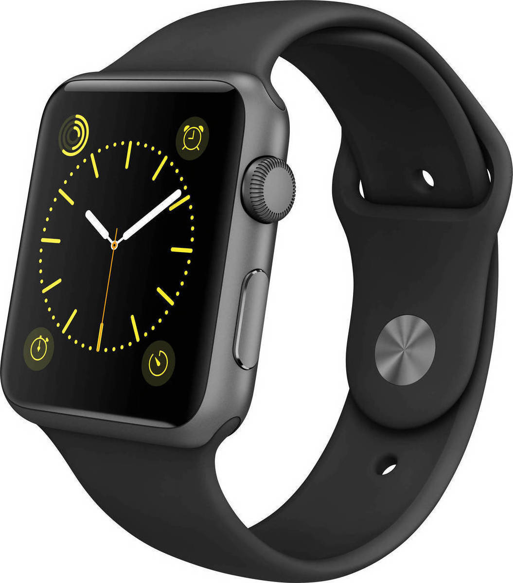 Apple Watch (1st Generation) Aluminium 42mm