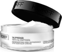 Korff Supreme Redensifying And Anti-wrinkle Eye Contour Cream 15ml