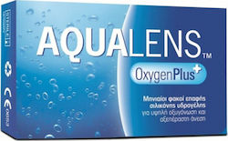 Meyers Aqualens Oxygen Plus Μηνιαίοι 3pack