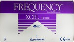 Cooper Vision Frequency Xcel Toric Μηνιαίοι 3pack